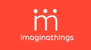 Logo société édition logiciel SaaS imaginathings